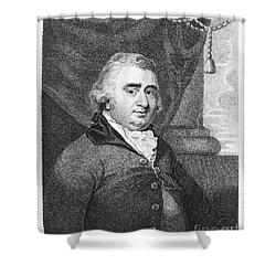 Charles Fox (1749-1806) Shower Curtain by Granger