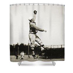 Eddie Grant (1883-1918) Shower Curtain by Granger