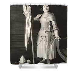 Geraldine Farrar (1882-1967) Shower Curtain by Granger