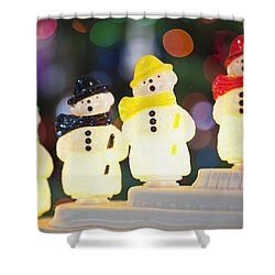 Oregon, United States Of America Shower Curtain by Craig Tuttle