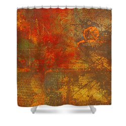 Price Of Freedom Shower Curtain by Christopher Gaston