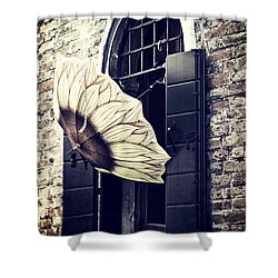 Umbrella Shower Curtain by Joana Kruse