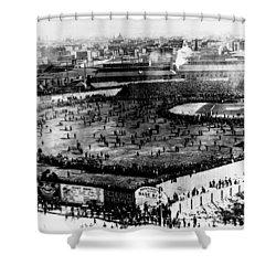 World Series, 1903 Shower Curtain by Granger