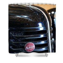 1940 Bantam Auto Shower Curtain by Paul Ward