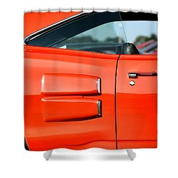 1969 Dodge Coronet Super Bee Shower Curtain by Gordon Dean II
