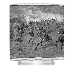 Chancellorsville, 1863 Shower Curtain by Granger
