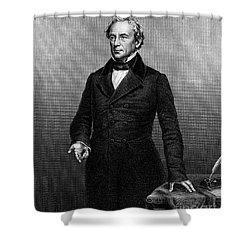 Edward Everett (1794-1865) Shower Curtain by Granger