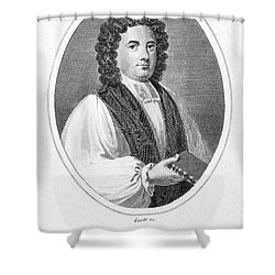 George Berkeley (1685-1753) Shower Curtain by Granger