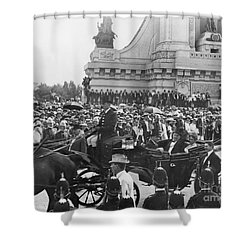 Pan-american Expo, 1901 Shower Curtain by Granger