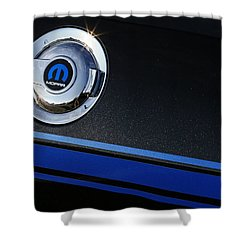 2010 Dodge Challenger - Mopar 10 Special Edition Shower Curtain by Gordon Dean II