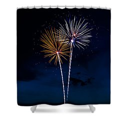 20120706-dsc06442 Shower Curtain by Christopher Holmes