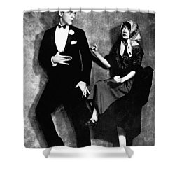 Fred Astaire (1899-1987) Shower Curtain by Granger