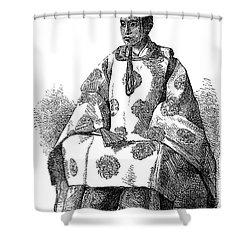 Hitotsubashi (1837-1913) Shower Curtain by Granger