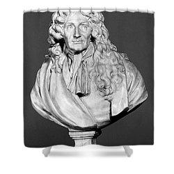 Jean De La Fontaine Shower Curtain by Granger