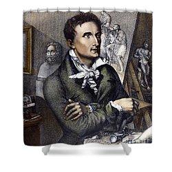 Antonio Canova (1757-1822) Shower Curtain by Granger