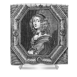 Christina (1626-1689) Shower Curtain by Granger