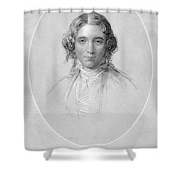 Harriet Beecher Stowe Shower Curtain by Granger
