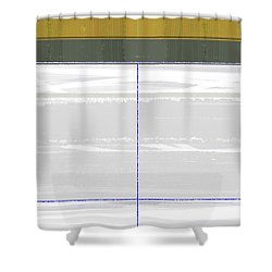 Abstract Light 8 Shower Curtain by Naxart Studio