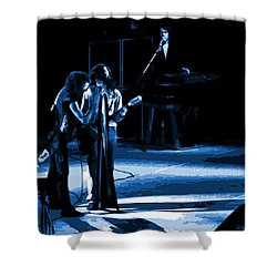 Aerosmith In Spokane 12a Shower Curtain by Ben Upham