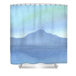 Afternoon On The Water Shower Curtain by Hakon Soreide
