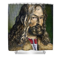 Albrecht DÜrer (1471-1528) Shower Curtain by Granger