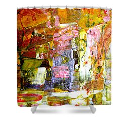 All Day Long Shower Curtain by Wayne Potrafka