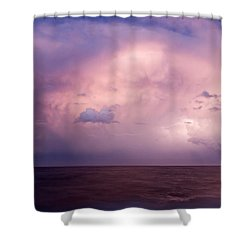 Amazing Skies Shower Curtain by Stelios Kleanthous