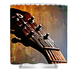 Autumn Rhapsody Shower Curtain by Christopher Gaston