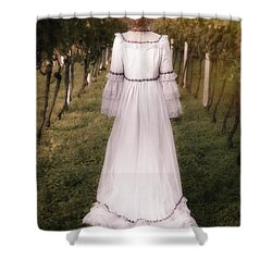 Autumnal Shower Curtain by Joana Kruse