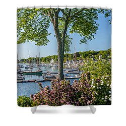 Camden Spring Shower Curtain by Susan Cole Kelly