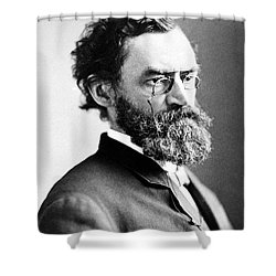 Carl Schurz (1829-1906) Shower Curtain by Granger