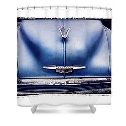 Chevrolet  Shower Curtain by Mauro Celotti