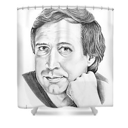 Chevy Chase Shower Curtain by Murphy Elliott