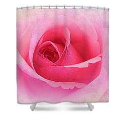 Delicate Shower Curtain by Judi Bagwell