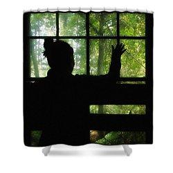 Desperate Ways Shower Curtain by Evelina Kremsdorf