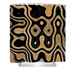 Dog Show Shower Curtain by Tom Hubbard