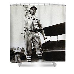 Edd Roush (1893-1988) Shower Curtain by Granger
