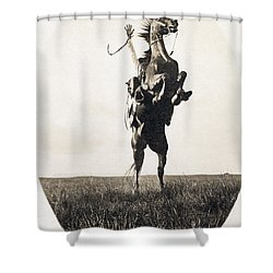 Erwin E. Smith (1886-1947) Shower Curtain by Granger