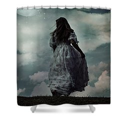 Escape Shower Curtain by Joana Kruse