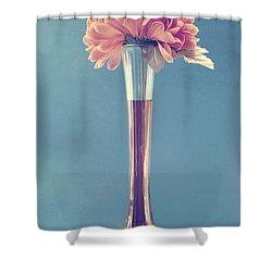 Estillo Vase - S01v3f Shower Curtain by Variance Collections