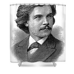 Eugen Francis C. Dalbert (1864-1932) Shower Curtain by Granger