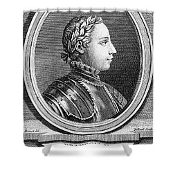 Francis II (1544-1560) Shower Curtain by Granger
