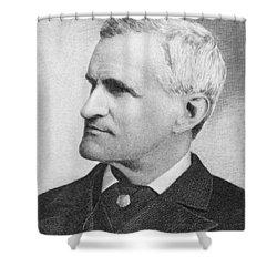 Francis Parkman (1823-1893) Shower Curtain by Granger