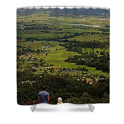 Generations Shower Curtain by Blair Stuart
