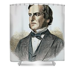 George Boole (1815-1864) Shower Curtain by Granger