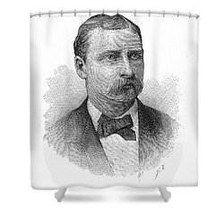 George W. Yates (d.1876) Shower Curtain by Granger
