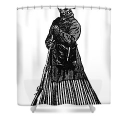 Harriet Tubman (c1823-1913) Shower Curtain by Granger