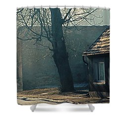 Home Shower Curtain by Marcin and Dawid Witukiewicz