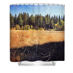 I Roam Shower Curtain by Laurie Search