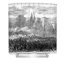 Italy: Unification, 1870 Shower Curtain by Granger